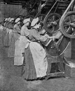 Can_factory_workers_stamping_out_end_discs,_published_1909