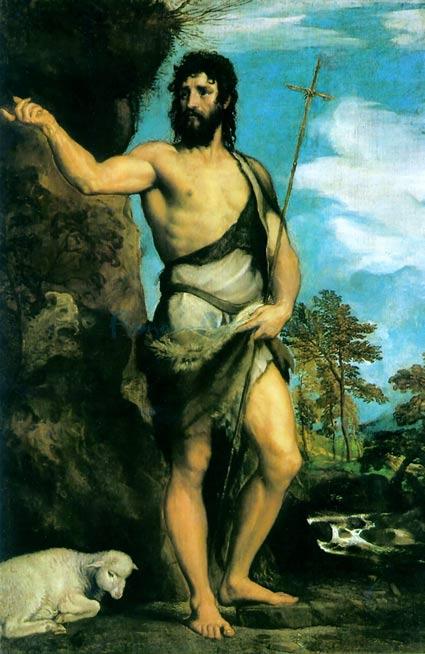 St.-John-the-Baptist-artist-Titian