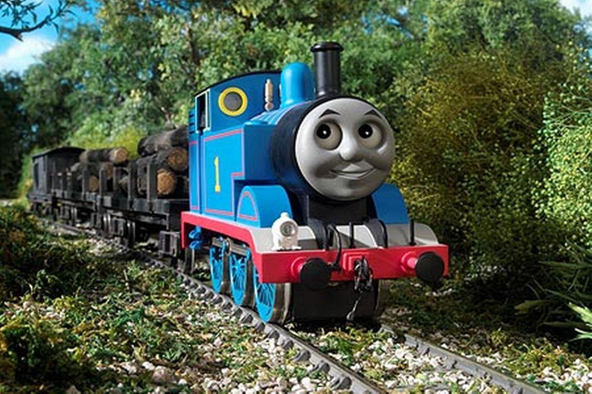 gospel  thomas  tank engine aftermath