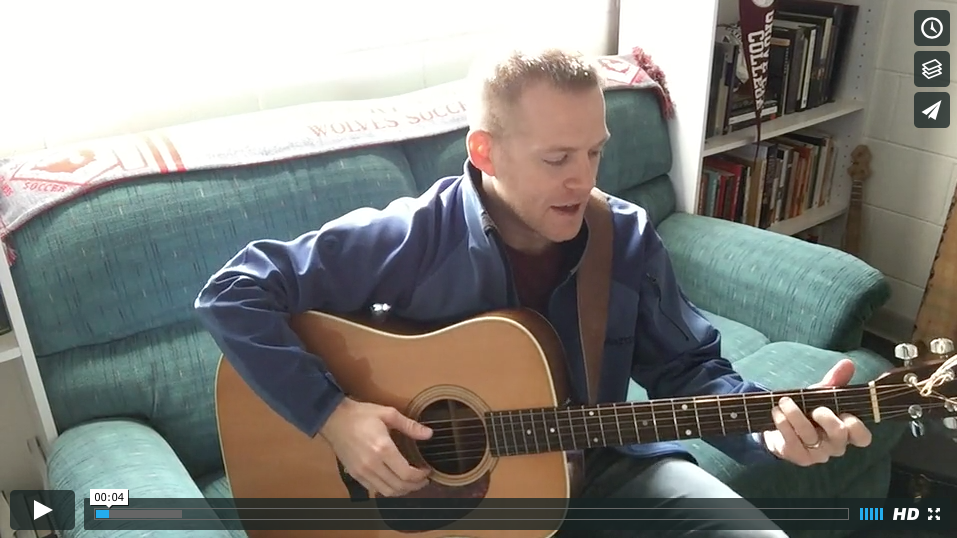 O Christ Our Hope Our Hearts Desire Guitar Chords Video